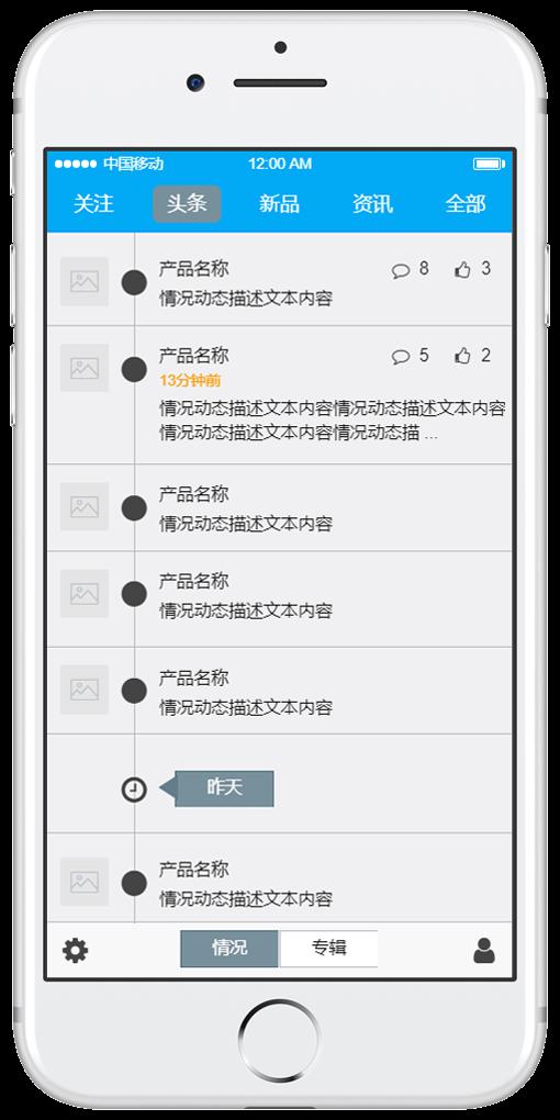 情况App